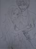 Mon dessin pour ellerinae-chan !!!!!^^