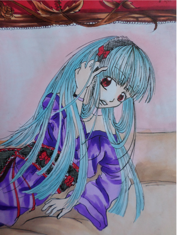 mon dessin pour juju-neko !!!^^
