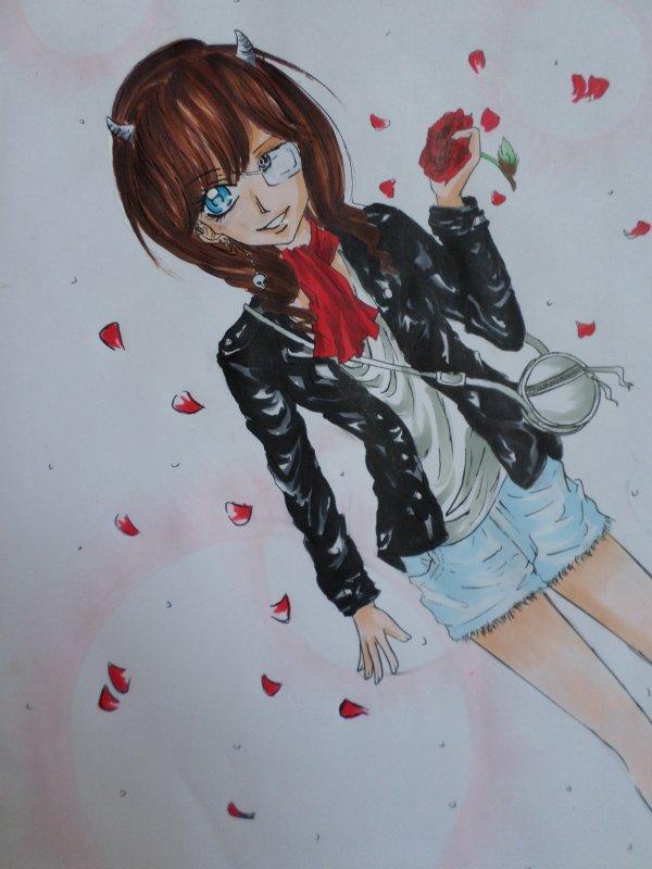 mon dessin pour Pullip-Dreamer !!^^