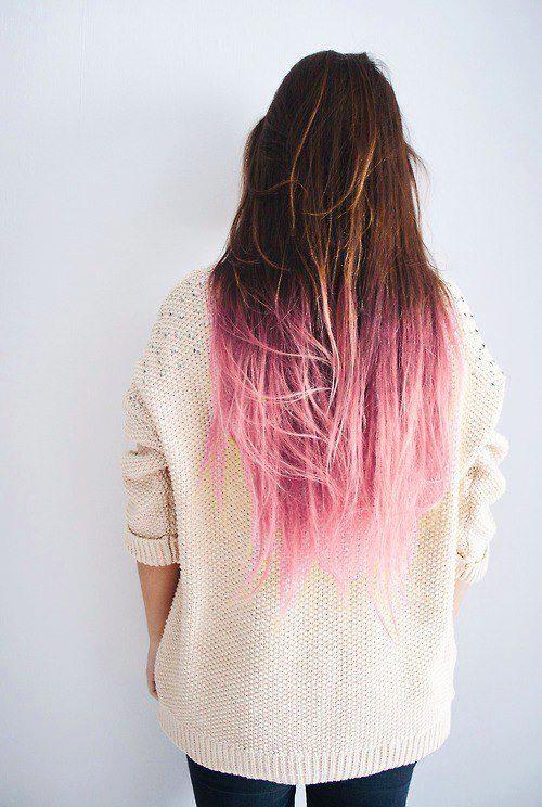 moi jadore galement les cheveux dgrads de couleur mais je sais quil faut avoir un certain ge pour avoir des couleurs comme celle sur la photo - Coloration Cheveux Bleu Turquoise