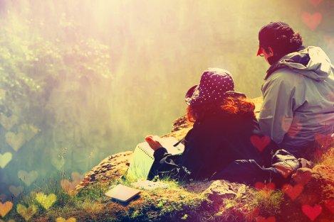 """"""" Je serai l� pr�s de toi, M�me si je sais qu'tu n'me vois pas, Je marcherai dans tes pas  M�me dans le ciel tout contre toi Je t'aimerai m�me dans la mort Car mon amour est bien trop fort Tu me manqueras toujours"""" Priscilla"""