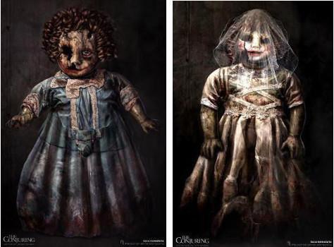 Conjuring Annabelle La Vraie Histoire Blog De