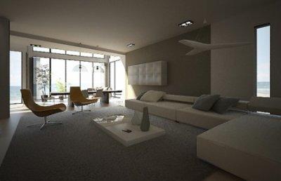 Mon salon de reve this is my life for Interieur salon design