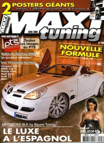 Maxi Tuning Журнал Maxi Tuning