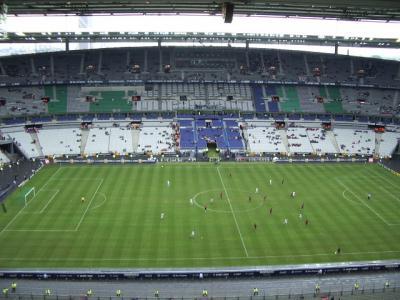 Stade de france final coupe de france 2008 as hochstatt en force - Stade de france coupe de france ...