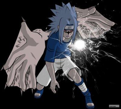 Sasuke d mon naruto - Demon de sasuke ...