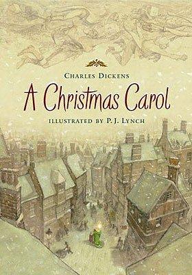 A Christmas Carol - Charles Dickens - Antre de Petite Lune's books