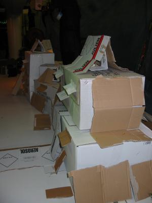 blog de maquettemrbricolage maquette de no l. Black Bedroom Furniture Sets. Home Design Ideas