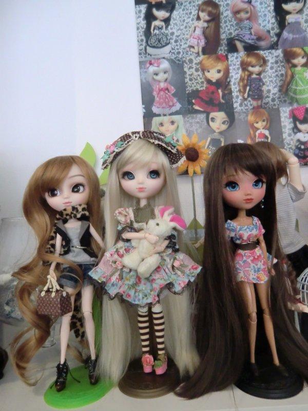 Pullip Dolls Pullip Exposé a Jolie Doll