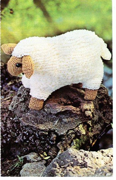 tricoter un mouton
