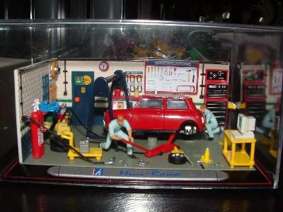 Garage pour austin mini restauration de mon austin mini for Garage austin mini