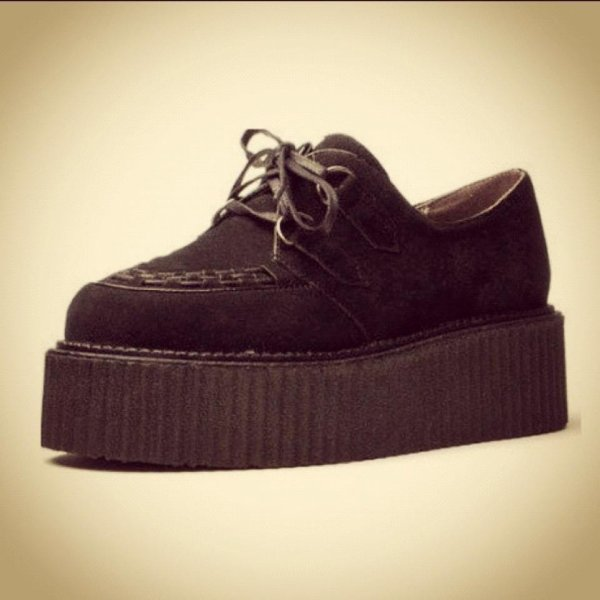 CREEPERSSS MY NEXT SHOES MUTHERFUCKA , i just commanded them i'm so happy, in two weeks theyre mines ooh yeah!!!