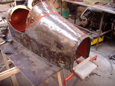 Restauration d 39 une voiture a pedale de 1930 blog de pi r for Construire sa voiture