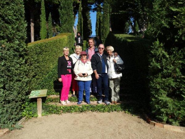 Le jardin botanique de blanes espagne blog de for Amis jardin botanique