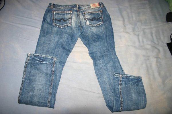 Pantalon jean 39 s le temps des cerises femme blog de ventes66 - Pantalon treillis femme le temps des cerises ...