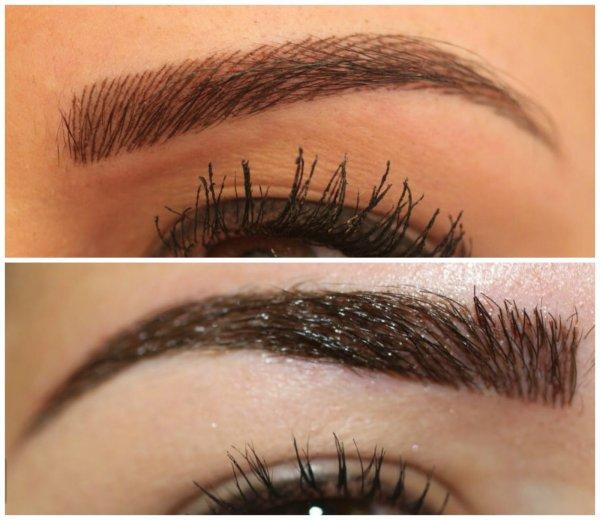 Redessiner ses sourcils avec un maquillage permanent.