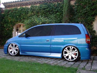 opel zafira tuning is not a crime. Black Bedroom Furniture Sets. Home Design Ideas