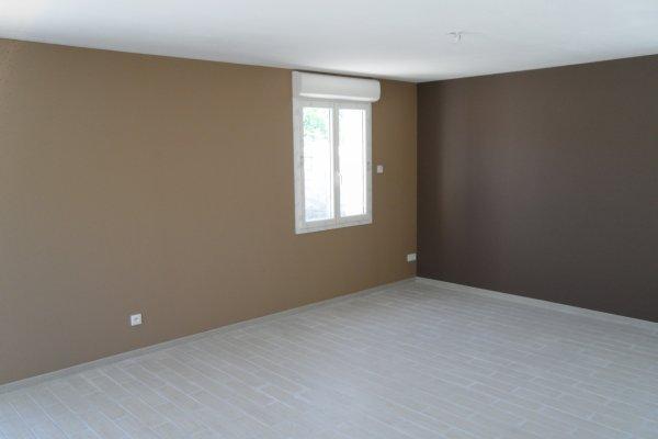 29 juillet 2013 finition peinture terminee dans la cuisine ouverte sejour - Couleur peinture sejour ...