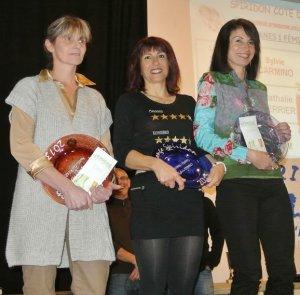 Challenge Spiridon 2013 – Doublé pour Sylvie Carmino, podium pour Gisèle
