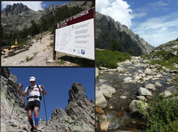 Ultra Trail di Corsica / Restonica Trail 2014 (Corte), sommets de la difficult� technique!