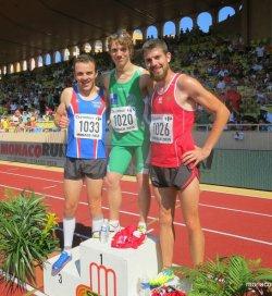 1000 m Herculis 2014 - Monaco