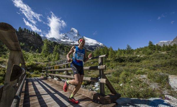 """L'ASPTT au """"Zermatt Matterhorn Ultraks"""" 2014 - Zermatt (Suisse)"""