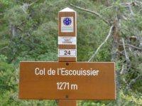 Trail de l'Escouissier 2014 (Saint-Auban) – Jean-Michel Mathieu 1er V2