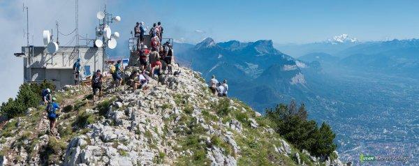 L'Ultra Trail des 4 Massifs 2014 (UT4M 160) vu par Manef Khiri