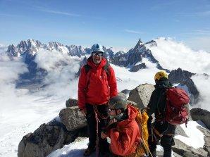L'ASPTT Nice � la � CCC � 2014 (Chamonix – 74)