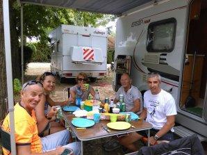 L'ASPTT Nice Athl�tisme au Triathlon des Gorges de l'Ard�che 2014