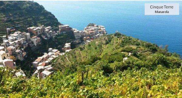 L'ASPTT Nice au � Trail delle Cinque Terre � 2014 – Golfo dei Poeti (La Spezia - Italie)