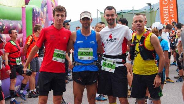 Trail des Limaces 2015 (Blausasc) – Olivier 3�me sur 25 km, V�ronique 2�me sur 15 km, Mich�le 1�re sur 7 km… et 5 podiums en cat�gories d'�ge
