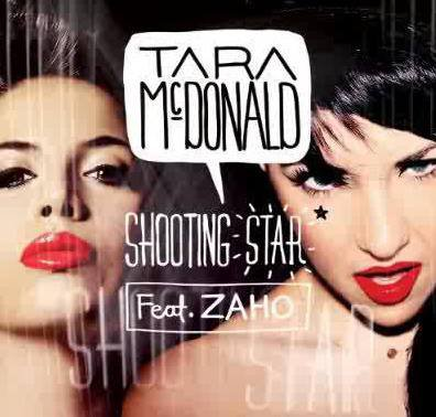 "ZAHO FEATURING TARA MCDONALD "" SHOOTING STAR """