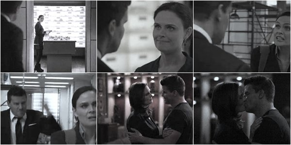 • •  8x02 - The Partners in the Divorce  • •