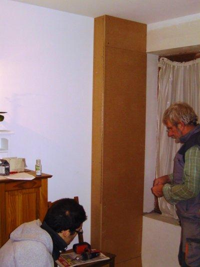coffrage du compteur electrique termin la p 39 tite vie de mamillon. Black Bedroom Furniture Sets. Home Design Ideas