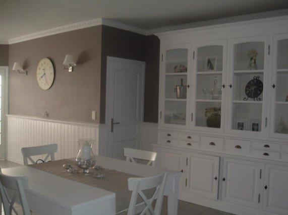 Voila mon id e de peinture pour ma salle a manger eve wall e et les minimoys - Idee de peinture pour salle a manger ...