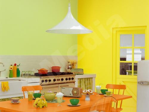Chambre De Jeune Fille Ikea :  orange,jaune et rouge) Et mettre linscription cuisine en rouge  Eve