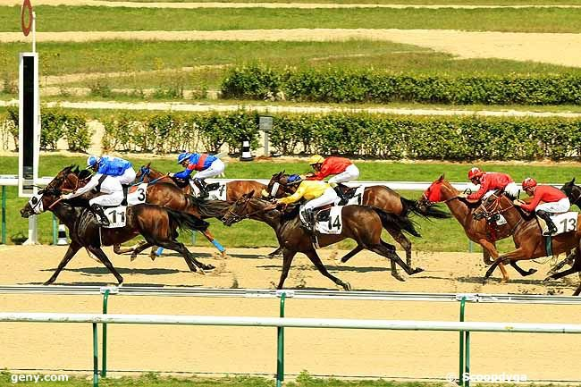 CHANTILLY et CABOURG le 29/07/2014