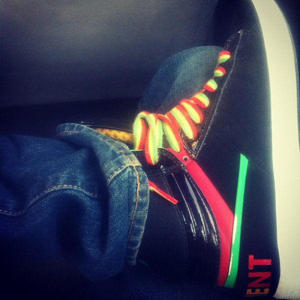 New shoes xD