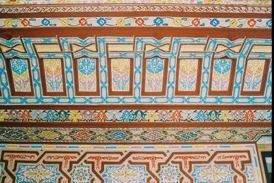 D coration int rieure marocaine traditionnelle et moderne for Platre traditionnel marocain
