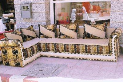 Salon marocain moderne zouhair10 for Salon marocain moderne nice