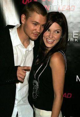 Chad Michael Murray couple