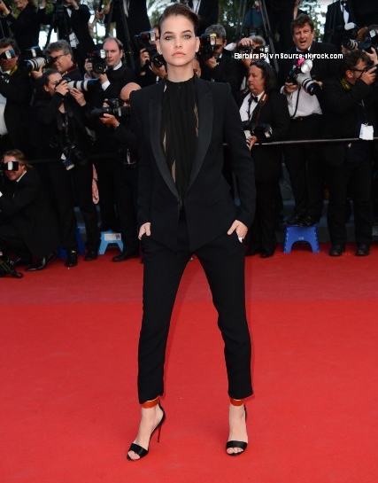 21/05/13: Barbara cet apr�s midi � Cannes sur la Croisette