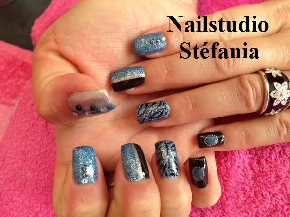 Blog de stefania31 modelage d 39 ongle en gel - Ongles pour les fetes ...