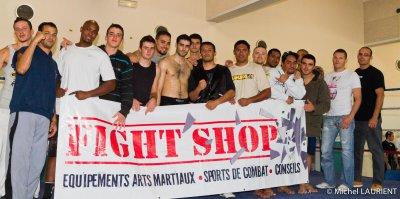 TOURNOI de MMA de la TEAM NBC du 30 JUILLET 2011