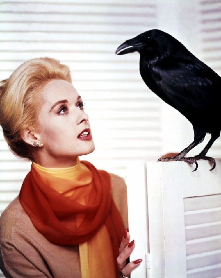Tippi HEDREN pictures (part 2).