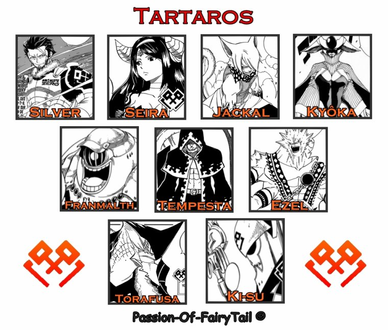 fairy tail tartaros arc ii moje pocity anime stories