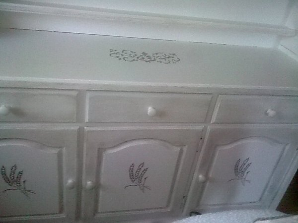 Meuble de cuisine r nover et relooker satinelle blanche for Renover meuble cuisine