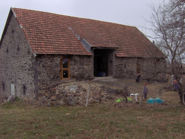Blog de angetstef page 9 r novation grange cantal - Blog renovation grange ...