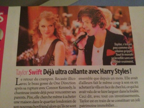 Taylor swift d j ultra collante avec harry styles le for Acheter la maison de ses parents